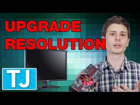 Upgrade your Screen Resolution for Free