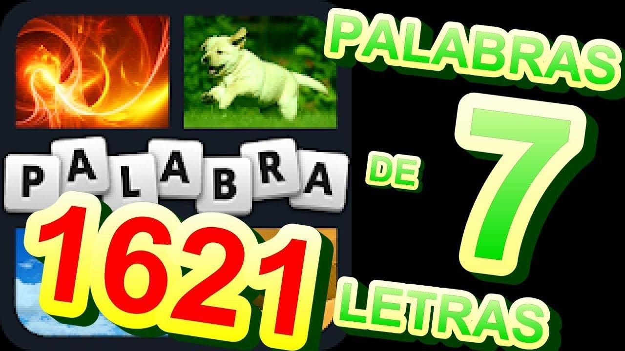 Soluciones De 7 Letras Niveles 1 A 1621 4 Fotos 1 Palabra