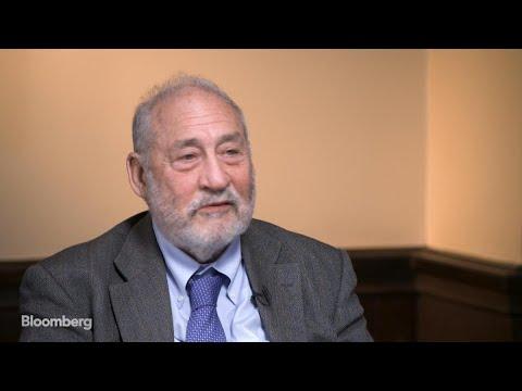 Joseph Stiglitz Discusses