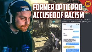 "Former OpTic ""KiLLa"" Accused of Racist Texts Towards Baby Mama"