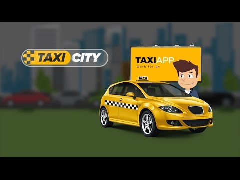 Taxi City - Free Game Directly In Your Browser.