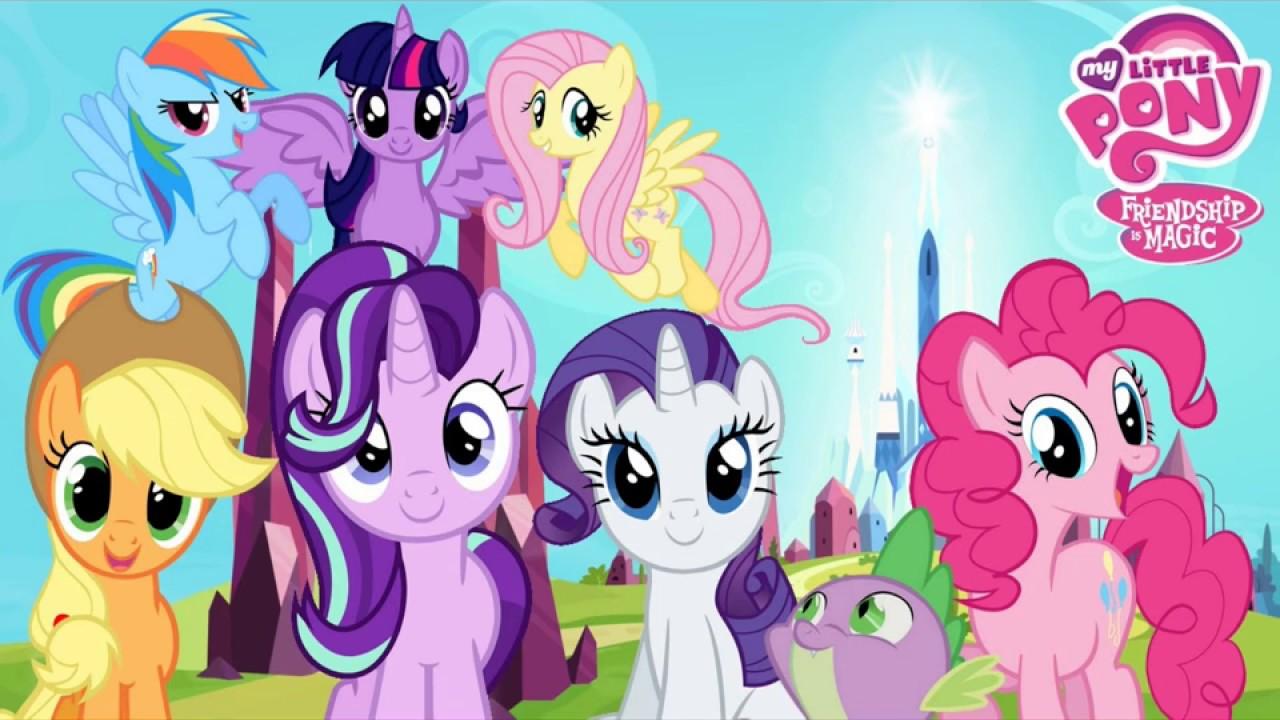 Những chú ngựa Pony Phần 9 - My Little Pony Friendship is Magic SS9