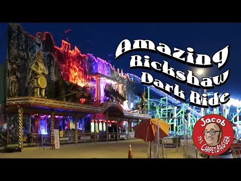 Amazing Carnival Rickshaw Dark Ride