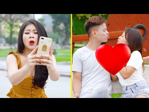 GENIUS COUPLE PRANKS! FUNNY THINGS ONLY GIRLS UNDERSTAND | By GLASSES MEDIA