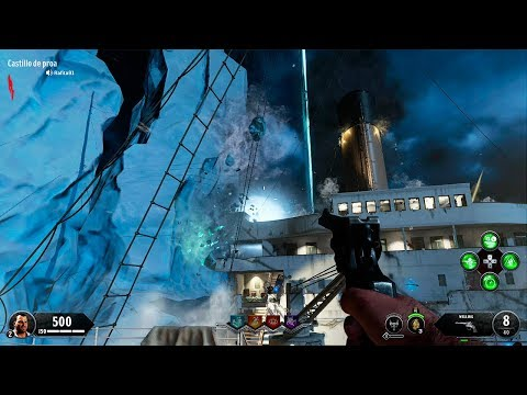 Call of Duty Black OPS 4 | Zombies Gameplay in Titanic