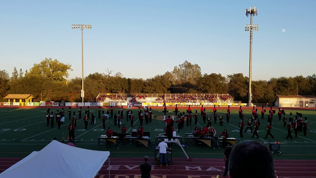 Monte Vista High School Marching Band 2018