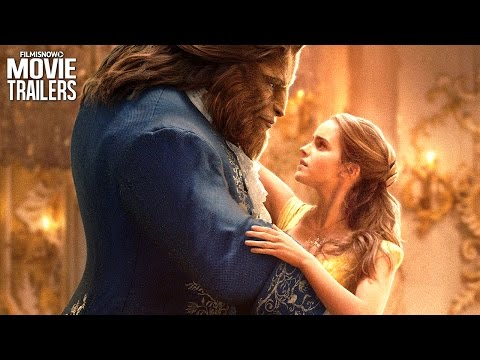 Beauty and The Beast (2017) | Official Trailer - Disney Live Action Movie [HD]