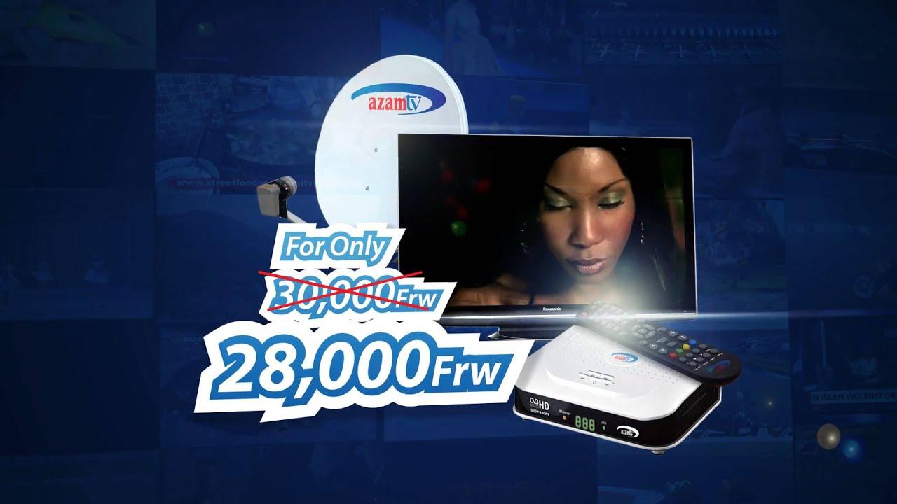Azam tv Rwanda,