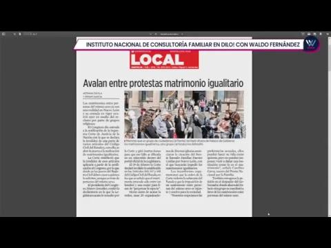 #HaciendoComunidad el Instituto Nacional de Consultoria Familiar con Luz Maria Ortiz Quintos.