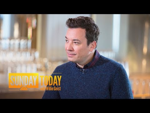 Jimmy Fallon On The 'Anti-Trump Lane': 'It's Just Not What I Do' | Sunday TODAY