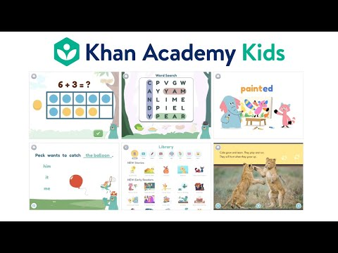 How We Use Technology To Enhance Learning In Khan Academy Kids