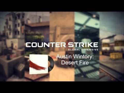 CS:GO Music Kit, Austin Wintory : Desert Fire + Download