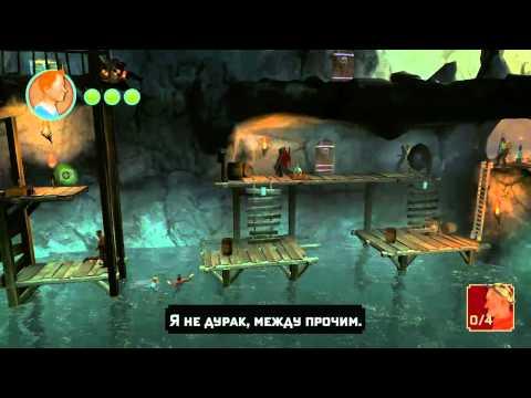 Приключения Тинтина-Тайна единорога Серия 9