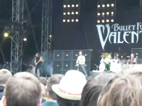 Bullet For My Valentine - Tears Don't Fall @ Greenfield Festival, Interlaken CH