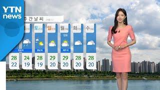 [날씨] 오늘 올여름 최고 더위...자외선 지수↑ / …