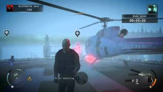 HITMAN ABSOLUTION MISSION 19 [COUNTDOWN] GAMEPLAY XBOX360/PS3