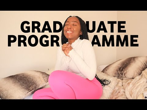 LET'S TALK ABOUT THE GRADUATE PROGRAMME   NTHABISENG MAKENA   SOUTH AFRICAN YOUTUBER