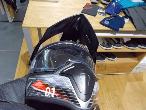 bmw gs trophy 2016 nolan n44 helmet on test in thailand. Black Bedroom Furniture Sets. Home Design Ideas
