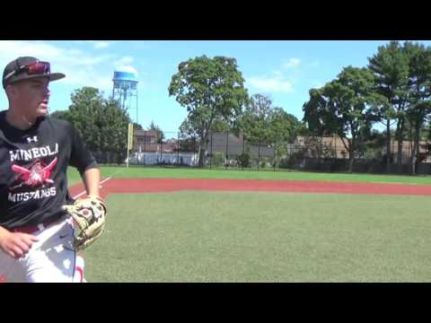 2018 Michael Conway 3B Mineola HS, NY   College Baseball Recruit