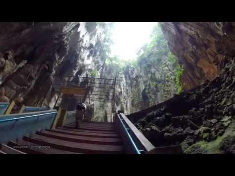 Kuala Lumpur, Malaysia  Batu Caves Walk by HongKongMap