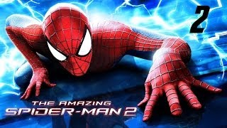 The Amazing Spider-Man 2 - iOS/Android - Walkthrough/Let`s Play - #2 / Chapter 1