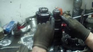 видео Замена датчика коленвала в Меган 1 и 2: пошаговый мануал