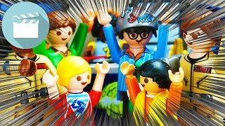 Playmobil Ghostbusters deutsch Film   Silvesterparty - Wo sind Marvin und Jonas?   Playmobil Film
