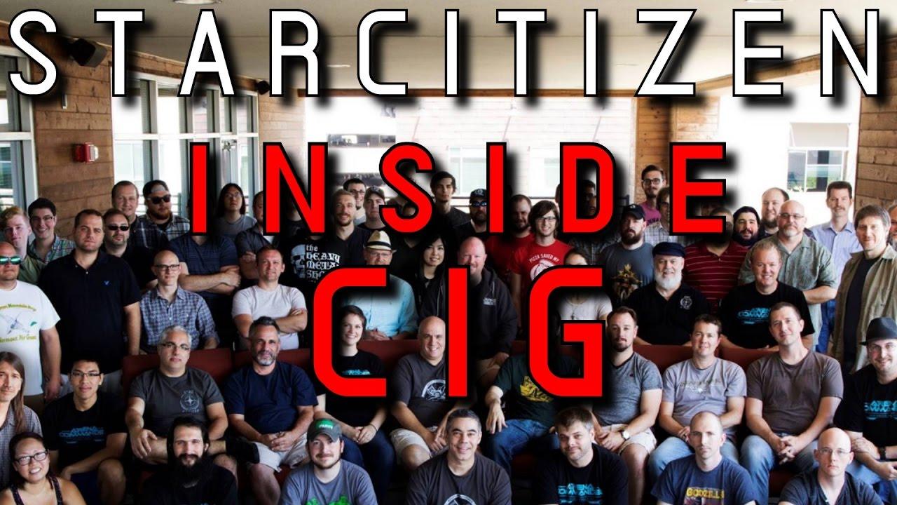 STAR CITIZEN ★ INSIDE CIG | KOTAKU UK ARTICLE - Opinion Video