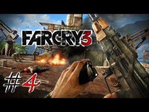 """Смотреть прохождение игры Far Cry 3. Серия 4: """"На борту Медузы."""""""