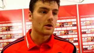 Poland 2-2 Scotland | Chris Martin reflects on draw