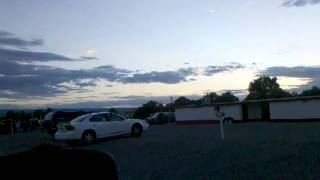 Star Drive In Theater Montrose Colorado 2010
