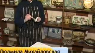 Декор и декупаж кухонного стола