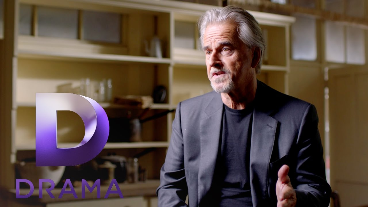 Death Comes to Pemberley | Trevor Eve on the trials of period costume |  Drama