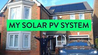 My Solar PV System Tour | Deege Solar