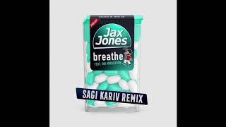 Jax Jones ft. Ina Wroldsen - Breathe (Sagi Kariv remix) Video