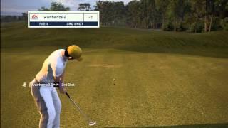 Tiger Woods Pga Tour 13 Online Gameplay w/ sick shot