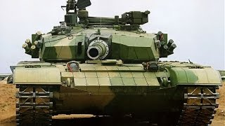 CHINA & INDIA Compete in Military Tank Live Fire Biathlon Competition