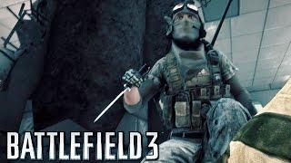 Battlefield 3 - Слепые котята | Мясные моменты на метро