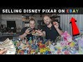 MAKING MONEY SELLING DISNEY PIXAR TOYS ON EBAY FOR RIDICULOUS PROFITS!