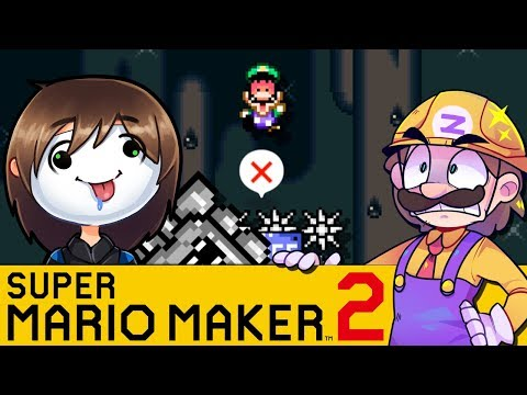 Noch Mehr GLP Level! | SUPER MARIO MAKER 2