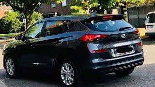 hyundai Tucson  2020 года выпуска /мега покупка машины