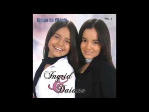 Ingrid e Daiane Onde ele cantou Playback HD (Cd Tempo de Vitória)