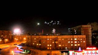 Это не война, это Новый год в Сургуте - Продолжение