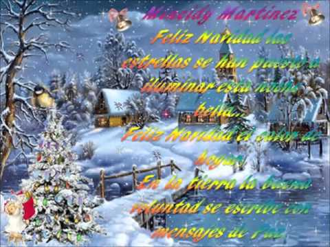 Villancico navidad en la tierra letra