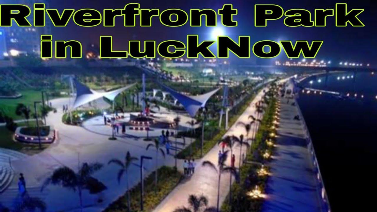 Download   Riverfront park gomti nagar lucknow   by aman kaushal vlog