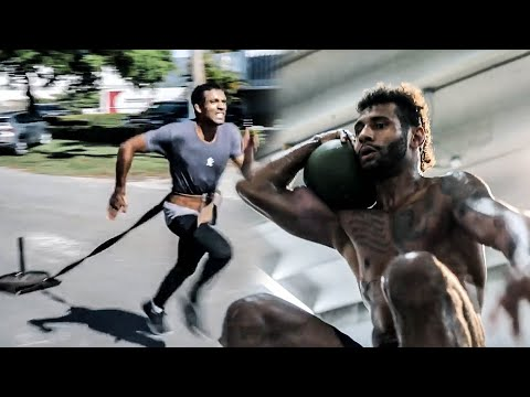 UFC Fighters MMA Workout for Explosive Power \u0026 Speed Endurance | Phil Daru