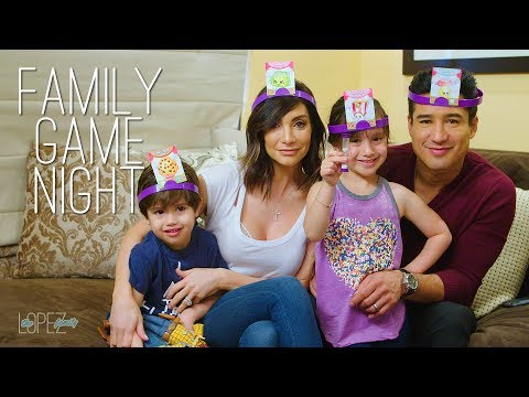 Family Game Night with The Lopez Family