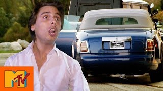 Where Is Scott Disick's Car? | Punk'd