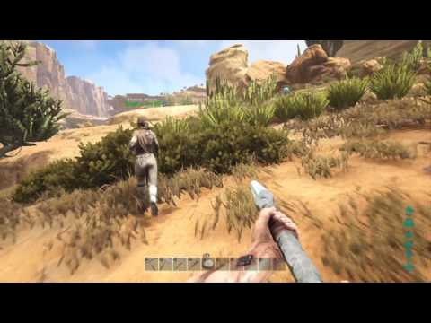 """ARK: Scorched Earth Co-op Ep 22 """"Water jars"""" Xbox One"""