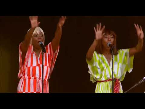 Nile Rodgers and Chic - Lets Dance. Isle Of Wight 2018